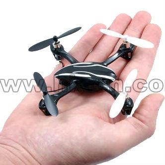 Más pequeño del mundo 2.4g 4ch quadcopter fpv mini aviones no tripulados de loro de aviones no tripulados