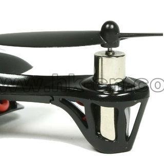 Más pequeño del mundo 2.4g 4ch parrot ar drone 2.0 girocompás aviones no tripulados