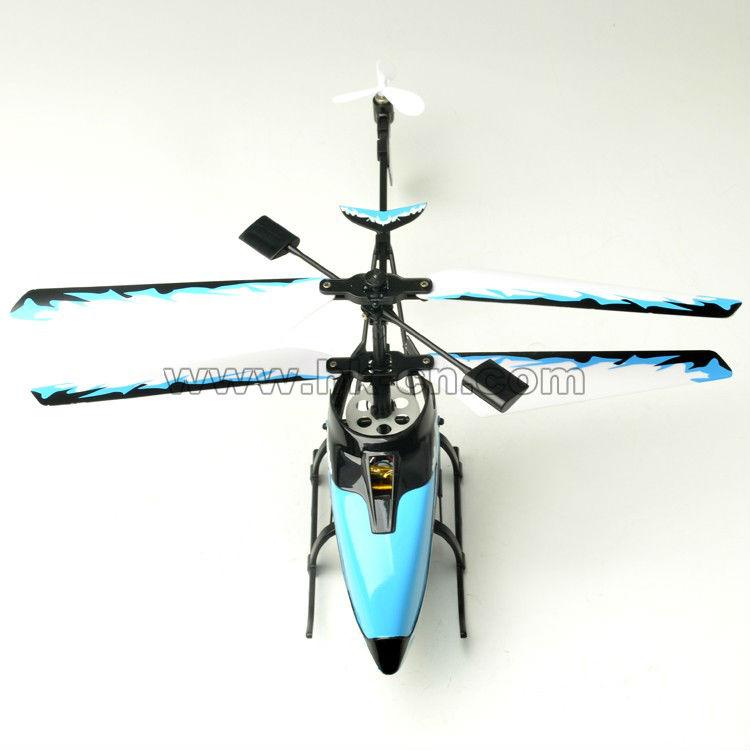 3.5ch bricolaje helicóptero del rc helicóptero a prueba de golpes de juguete del rc