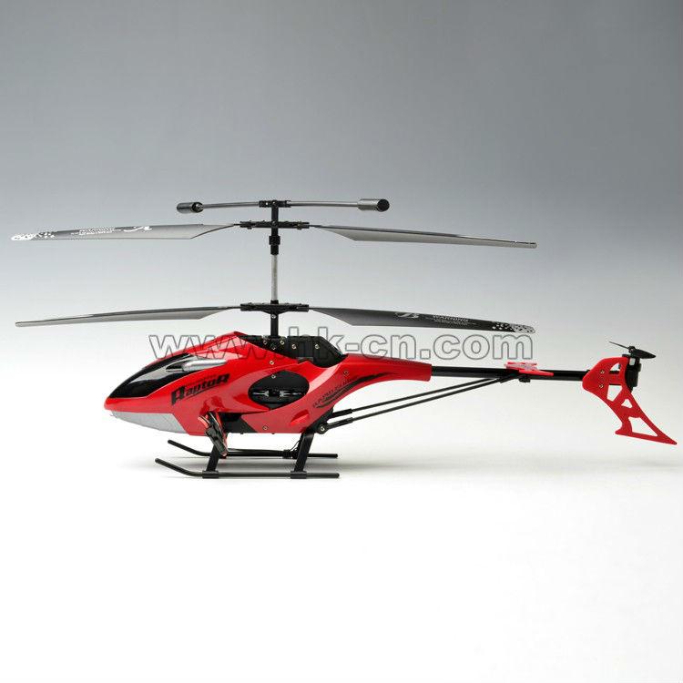 3.5ch 2.4g estructura de aleación de helicóptero del rc helicóptero de china