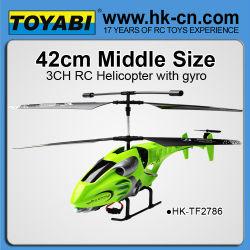 3.5ch 2.4g helicóptero de control remoto para la venta de la estructura de aleación de helicóptero