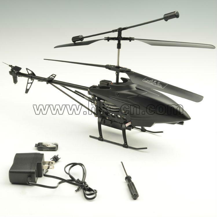 Wifi 3.5ch real de vídeo- tiempo de transmisión de helicóptero