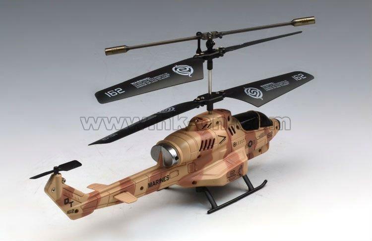 el iphone de control rc helicóptero con el disparo de misiles de la función