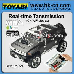 Hummer 2.4g hx. wifi, contrôléechargeur wifi caméra voiture voiture voiture à télécommande avec caméra wifi