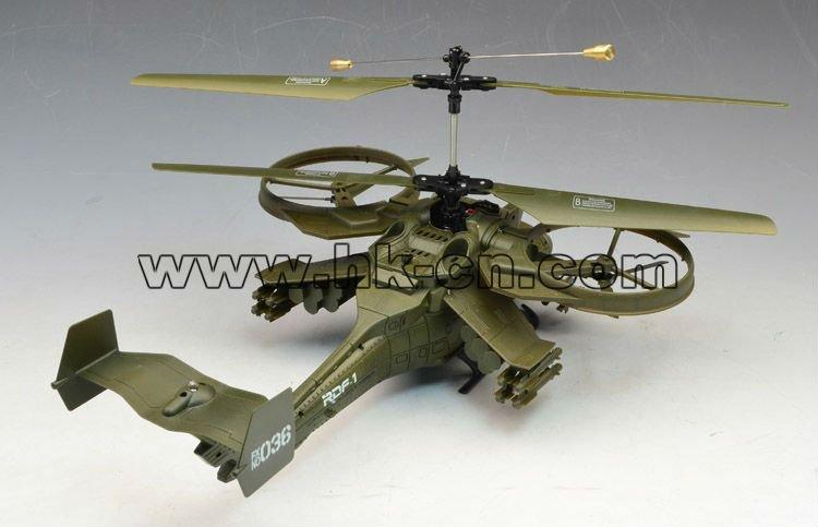 4 ch helicóptero avatar