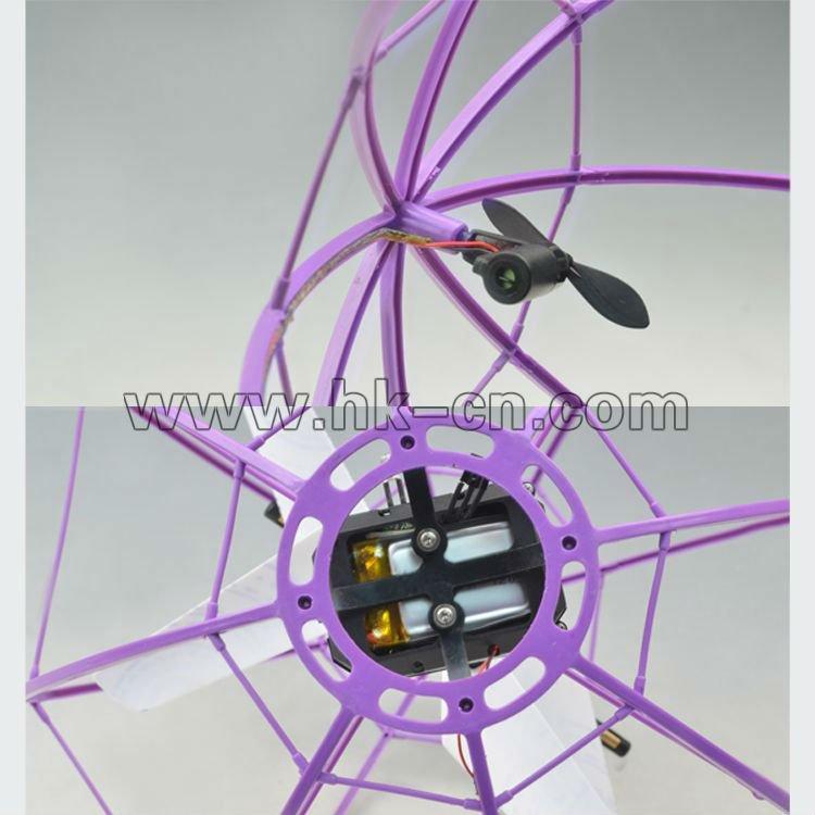 popular 2012 3 canal bola ovni volando con giro de griffin proveedor