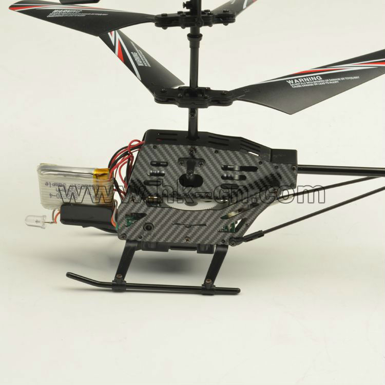 Mini helicóptero del rc/3ch aleación rc helicóptero