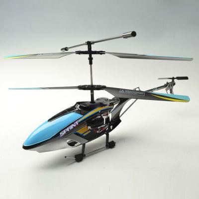3.5ch 2.4g helicóptero del rc