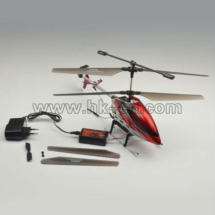 Wi-fi 3.5ch rc helicóptero/wi-fi helicóptero controlado