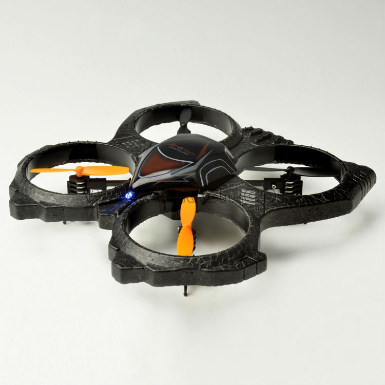 Epp 2.4g 4ch 6- eje ovni rc parrot ar drone 2.0