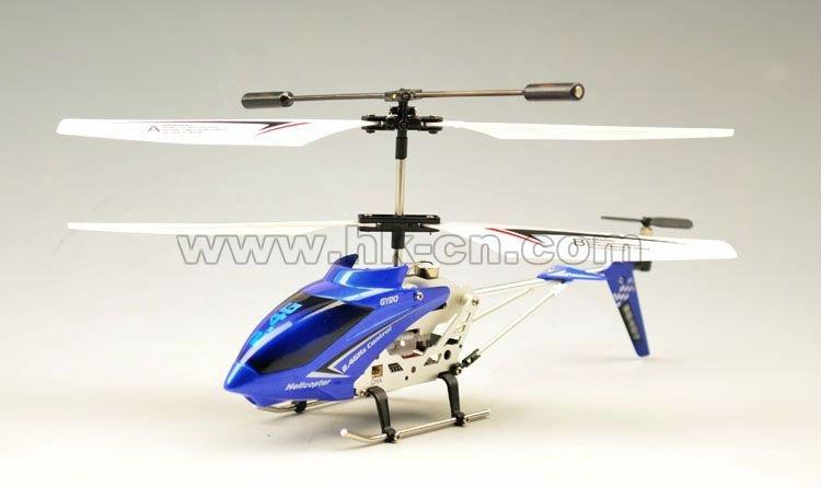 Transmisor 2.4g 3 sening canales de control rc mini helicóptero