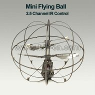 infrarrojos controlado estilo ovni volando bola