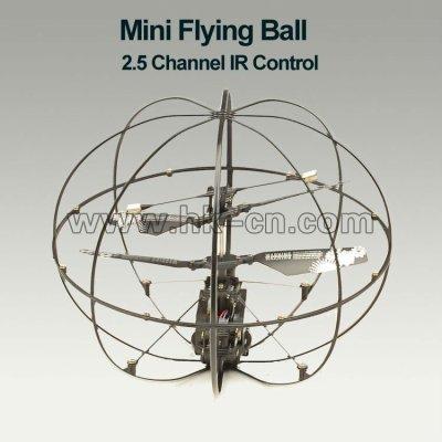 infrarot gesteuert fliegende ufo stil ball