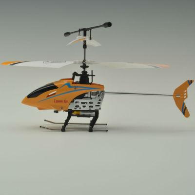 real 4ch helicóptero de la aleación