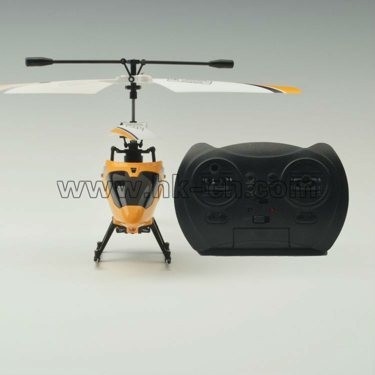 4ch aleación rc helicóptero
