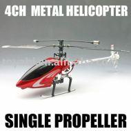 Hélicoptère de rc, 4ch hélice hélicoptère en métal