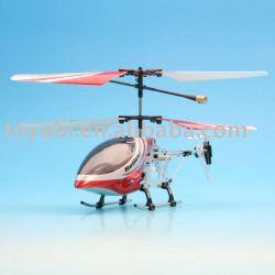 Los juguetes del rc mini 3- canal rc modelo de helicóptero con el girocompás