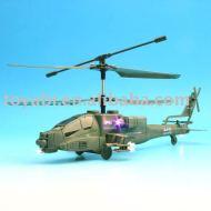 Armées apache hélicoptère jouet, la classe hobby hélicoptère