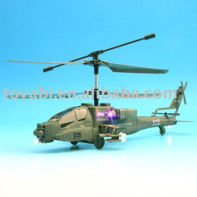 Armados apache helicóptero de juguete, hobby helicóptero de clase