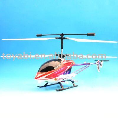 Modelo de helicóptero, helicóptero del rc 3- modelo de canal juguetes con el girocompás