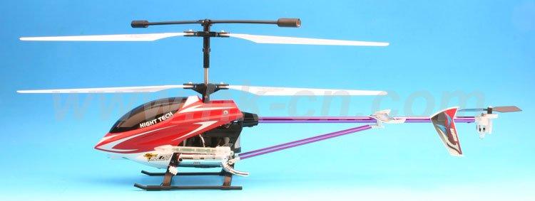 las luces led 3ch helicóptero del rc