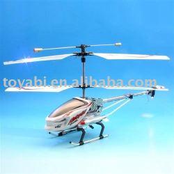 3 canal 3 ch rc hélicoptère avec la lumière led