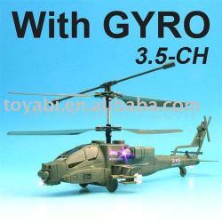 3.5- kanal rc hubschrauber mit gyro