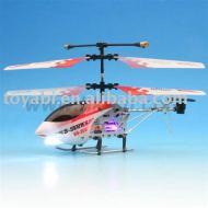 Mini 3- channel rc hélicoptère avec gyro