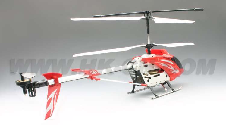 3.5 canal rc helicóptero de metal de gran helicóptero juguetes