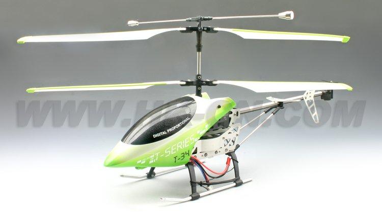 3d de vuelo del helicóptero del rc, largo tiempo de vuelo de helicóptero