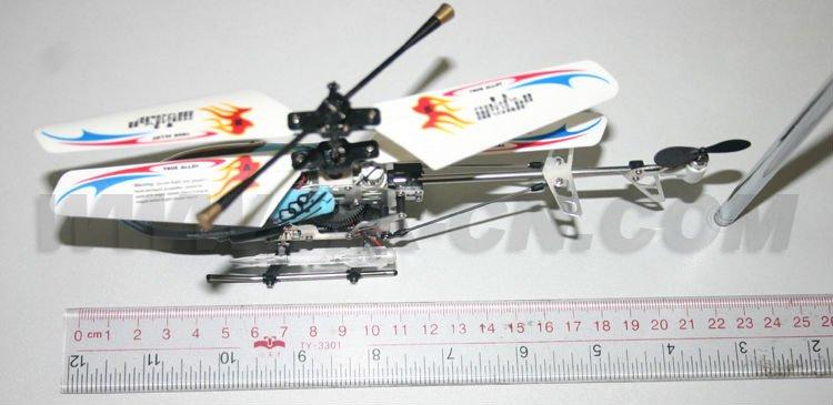 Rc hubschrauber, mini rc 3.5- kanal hubschrauber metall-serie