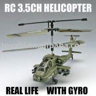 la vie réelle rc hélicoptère avec gyro