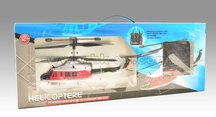 de radio control helicóptero del rc de la vida real helicóptero de juguete