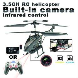 rc hélicoptère de la caméra ir contrôlée