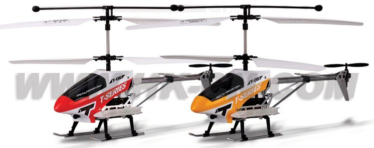 Commande radio rc helicopter 3.5ch
