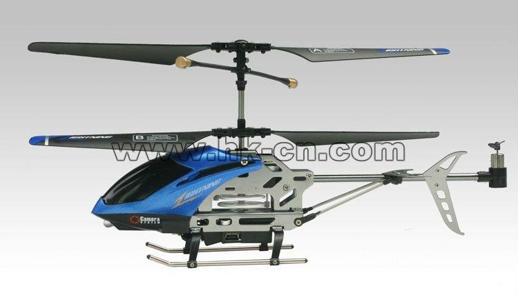 Rc hélicoptère avec caméra, 3.5 helicoptor ch rc: intégré- en gyro, 300,000 pixel haute résolution caméra hélicoptère rc