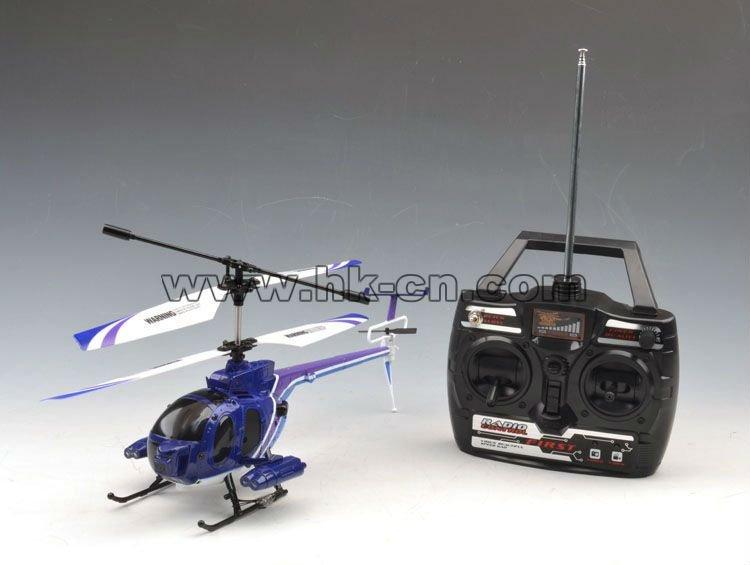 3.5ch de la vida real de la cámara del helicóptero del rc