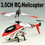 Chers 2012 3ch mini hélicoptère de rc avec le compas gyroscopique( 3.5ch hélicoptère)