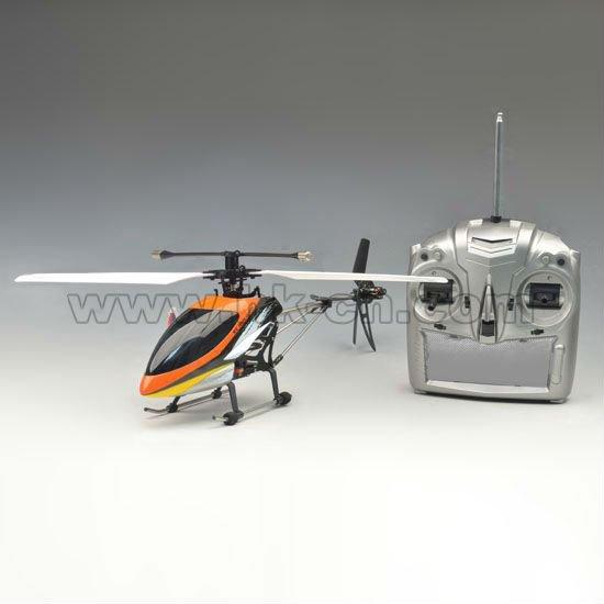 Grande taille unique 2012 3.5ch hélicoptère lame