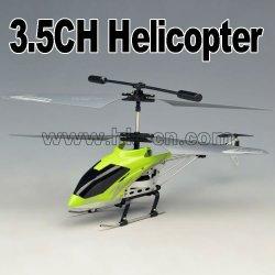 3.5ch hélicoptère télécommande( avec batterie panneau de protection)