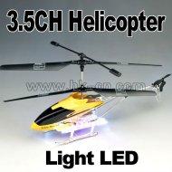 3.5ch hélicoptère à télécommande avec des lumières led