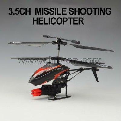 2012 3.5ch nuevo misil tiro helicóptero proveedor griffin