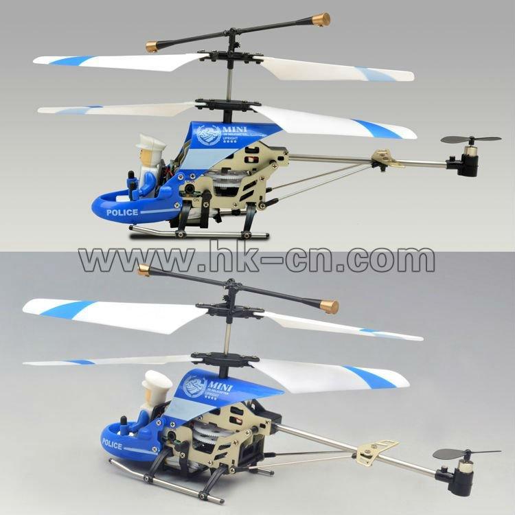 Nuevo estilo 3.5 canal rc helicóptero con aircop