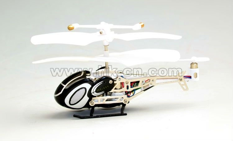 super mini helicóptero del rc con forma de abeja