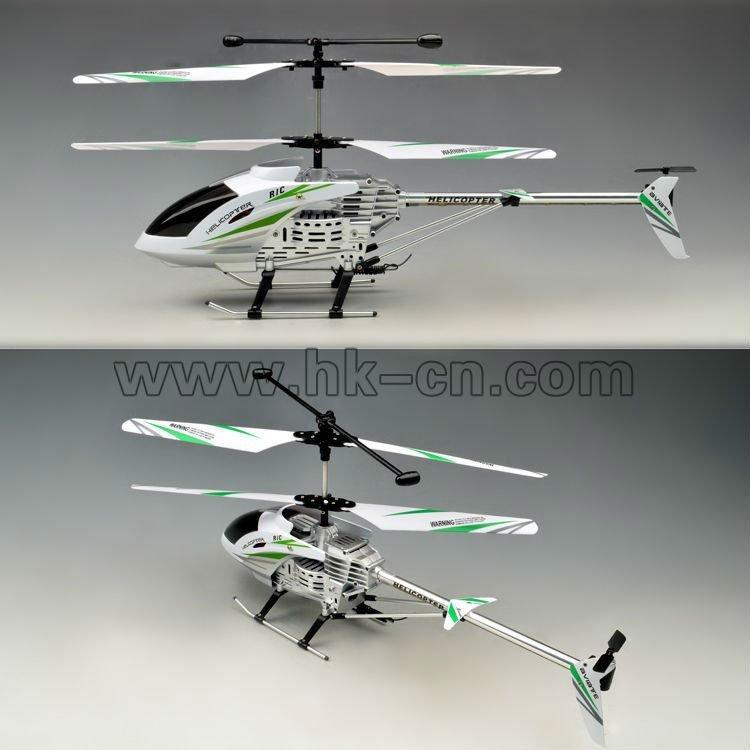 Fuerte anti- accidente de helicóptero del metal/de mediano tamaño helicóptero del metal