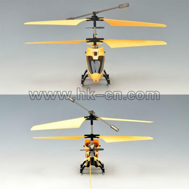 Modelo del rc rey 3.5ch helicóptero de la aleación de metal helicóptero del rc helicóptero toyabi