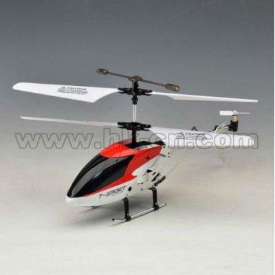de metal de infrarrojos rc helicóptero