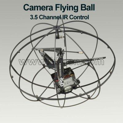 3.5 canaux télécommande flying saucer avec caméra. ovni jouets rc