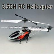 3.5ch fm, intérieure et extérieure rc hélicoptère