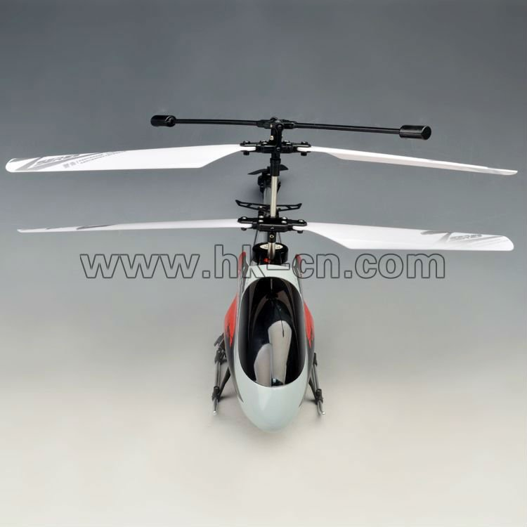 Fm 3.5ch en interiores y al aire libre del helicóptero del rc